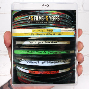5 Films 5 Years - Volume #1