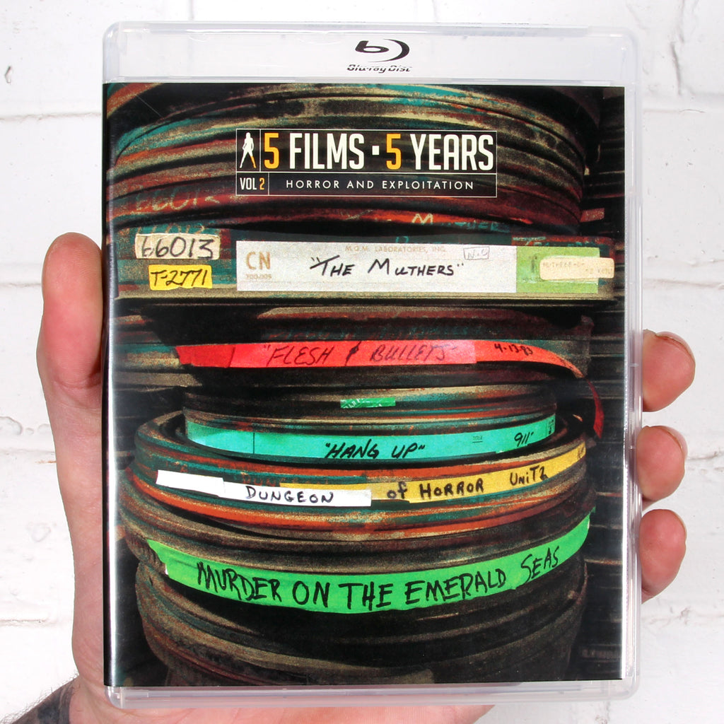 5 Films 5 Years - Volume #2