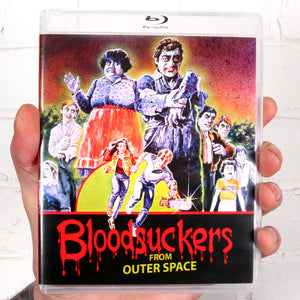 Blood Suckers From Outer Space
