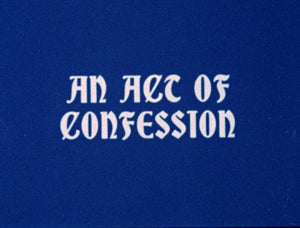 Cry for Cindy / Touch Me / Act of Confession