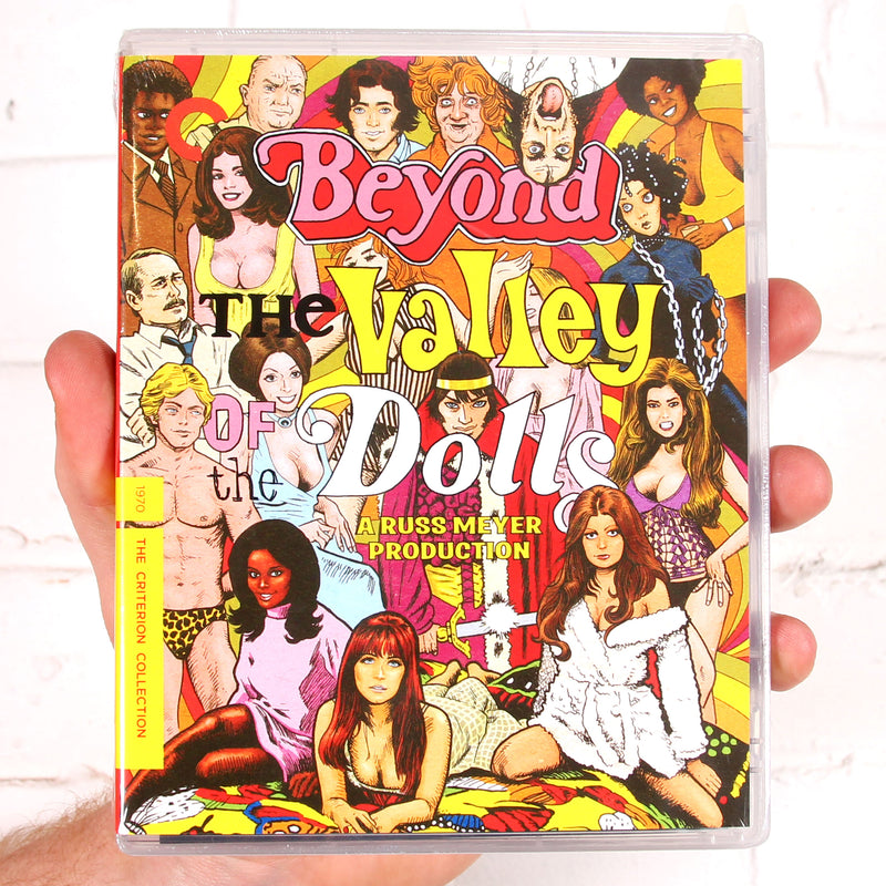 Beyond the Valley of the Dolls [The Criterion Collection]