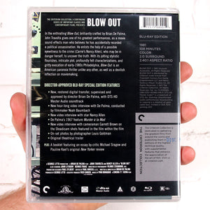 Blow Out [The Criterion Collection]