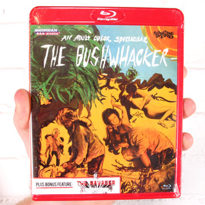 The Bushwhacker / The Ravager [Mondo Macabro]