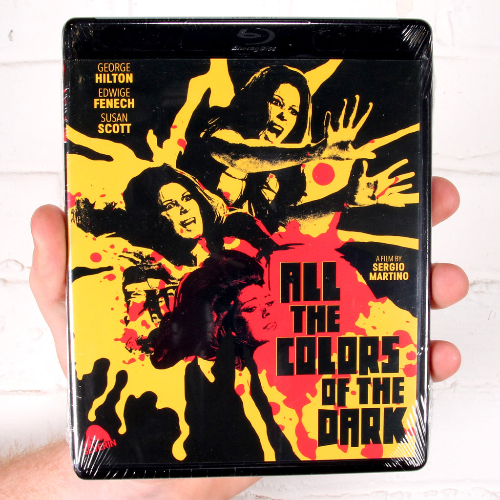 All The Colors Of The Dark [Severin Films]