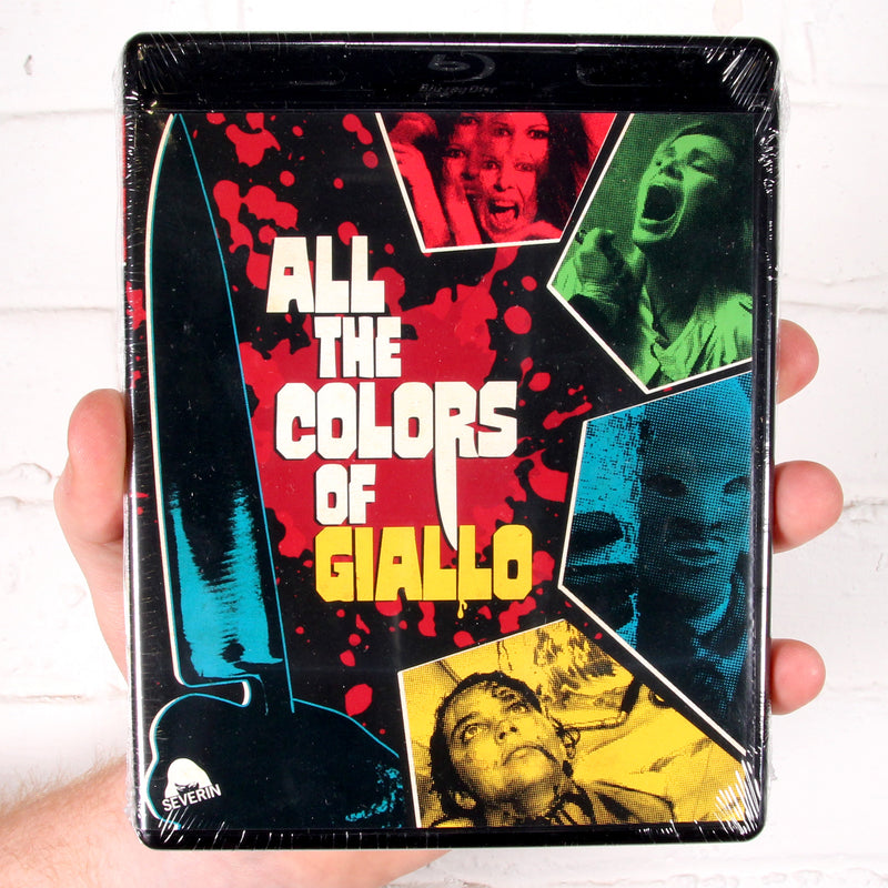 All The Colors Of Giallo [Severin Films]