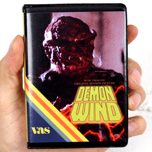 Demon Wind - Soundtrack Cassette