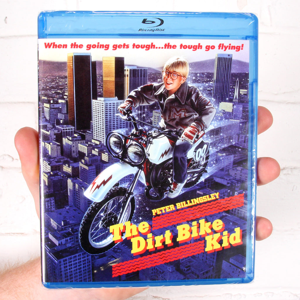 The Dirt Bike Kid [Scorpion Releasing]