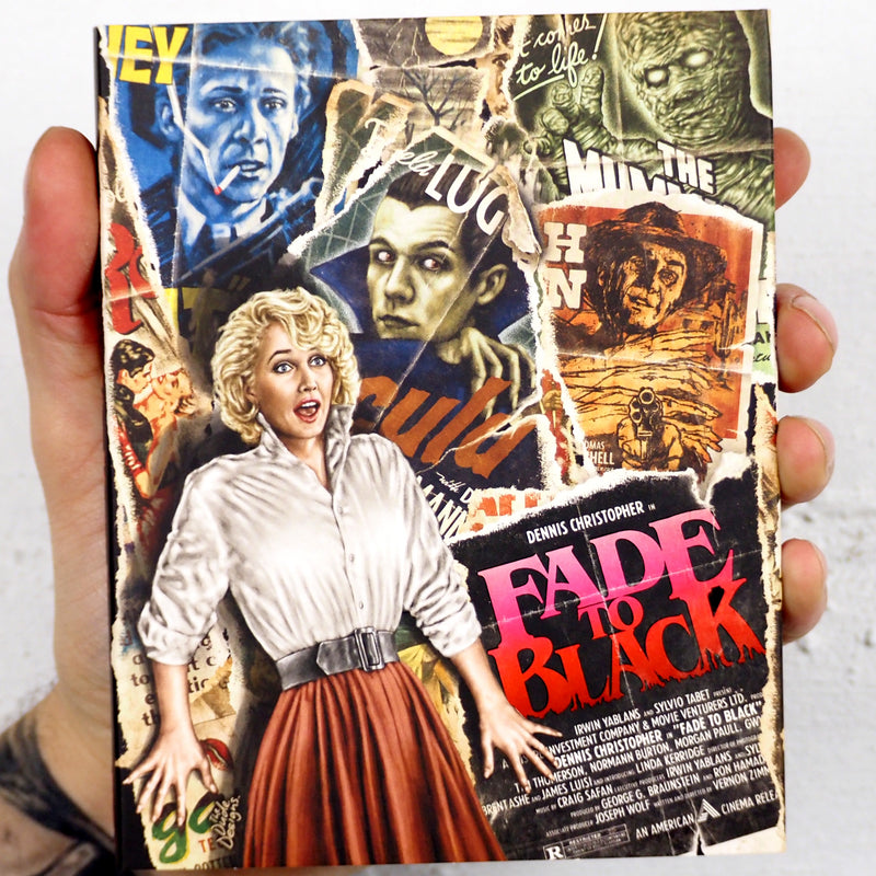 Fade to Black (Slipcover #2)