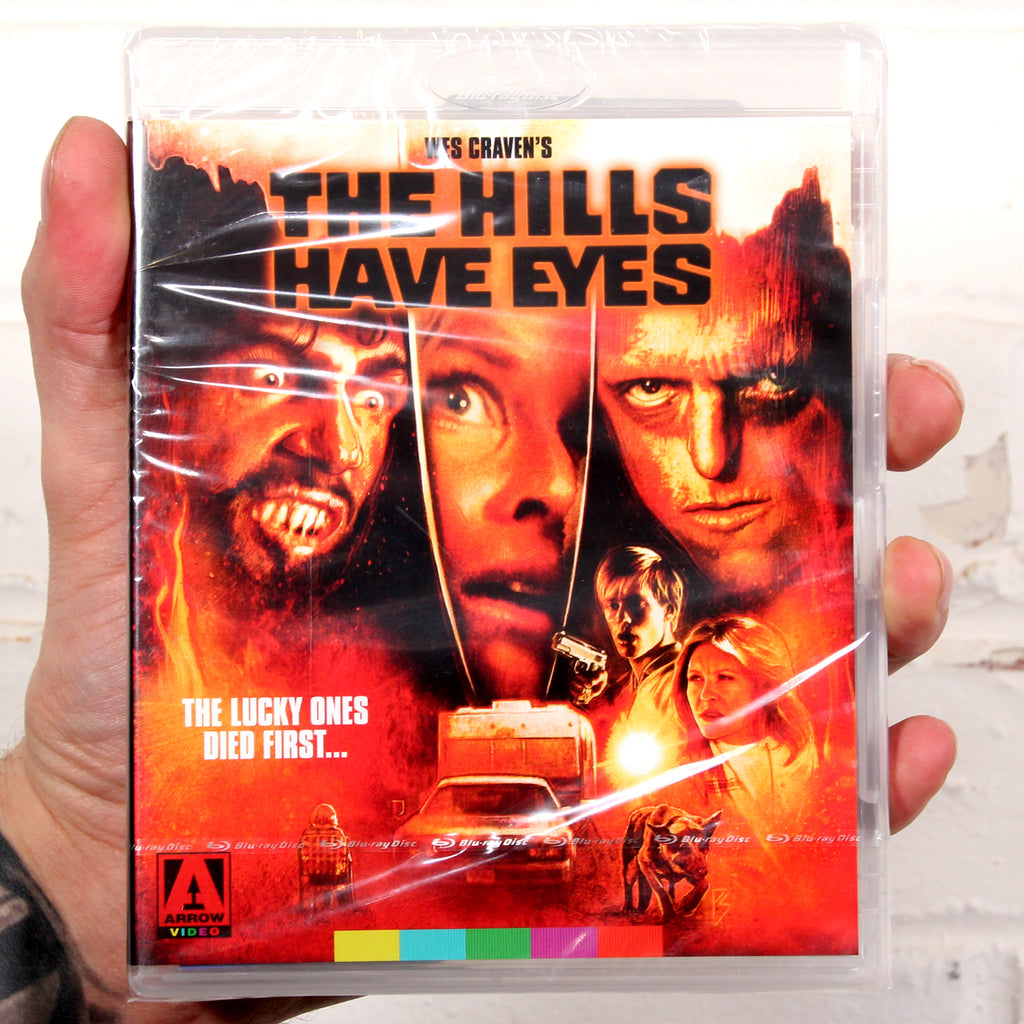 The Hills Have Eyes [Arrow Video]