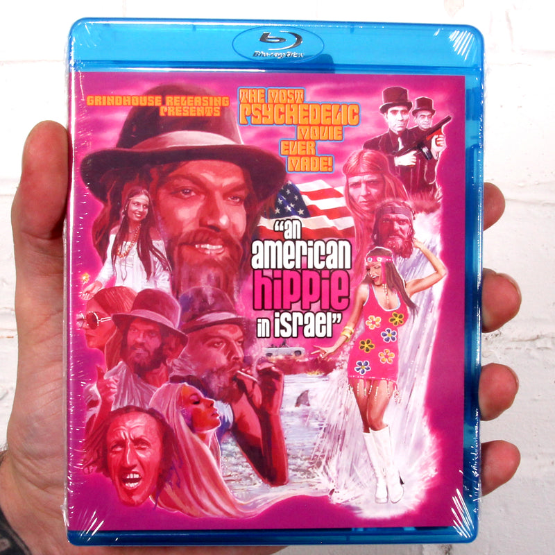 An American Hippie In Israel [Grindhouse Releasing]