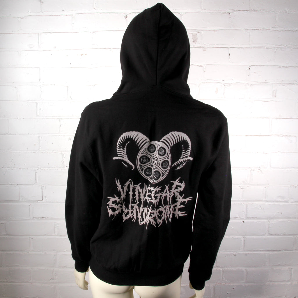Vinegar Syndrome Metal Horns Hoodie