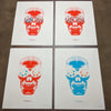 VS Portrait Series 'Cranialvision' - Surprise Variants Screen Prints
