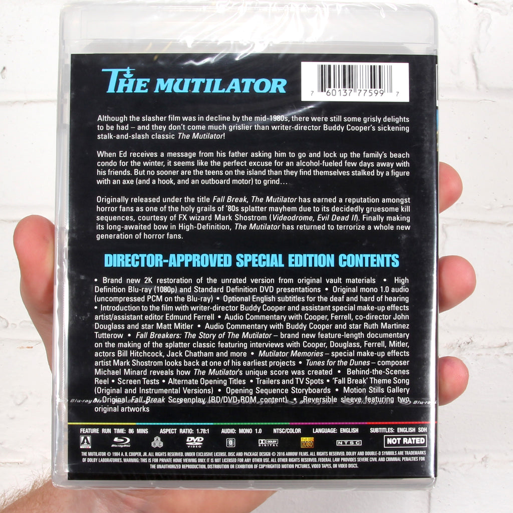 The Mutilator [Arrow Video]