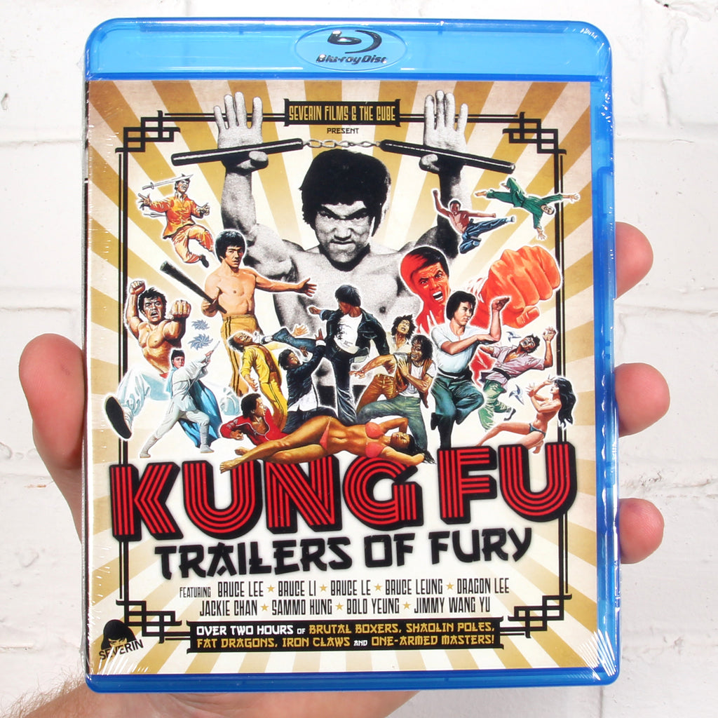 Kung Fu: Trailers of Fury [Severin Films]