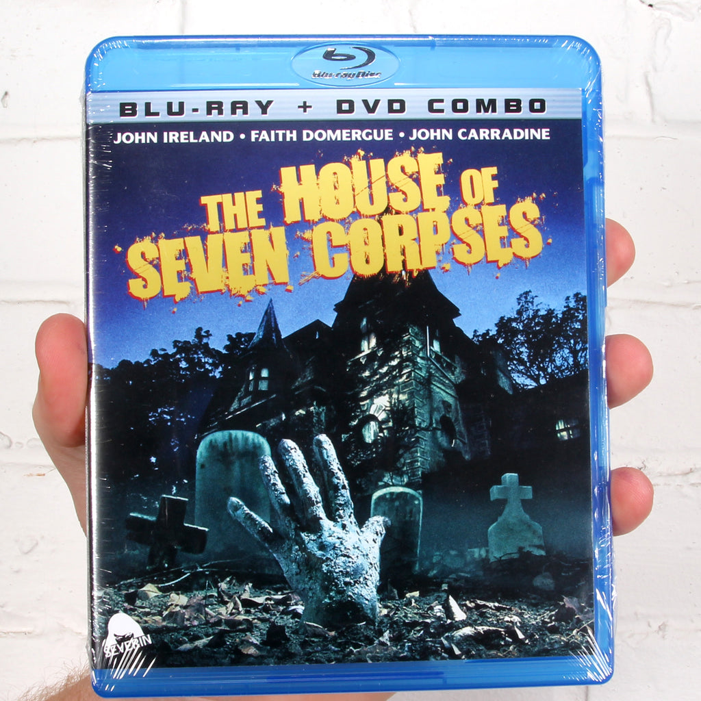 The House of Seven Corpses [Severin Films]