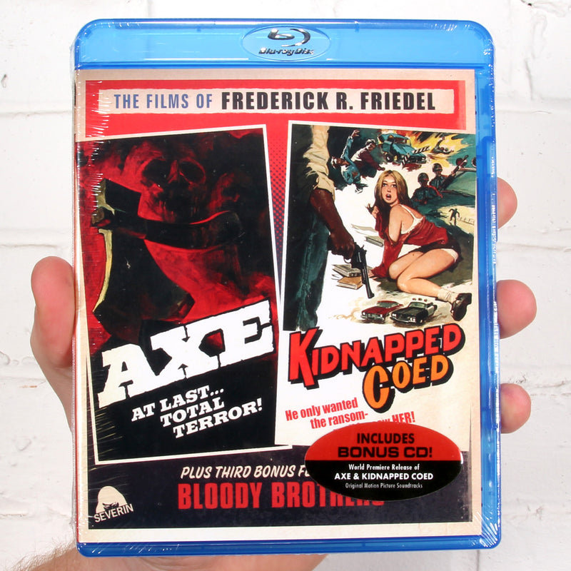 Axe / Kidnapped Coed [Severin Films]