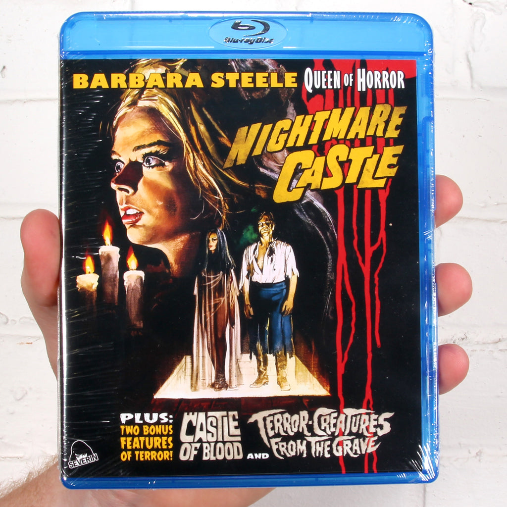 Nightmare Castle [Severin Films]