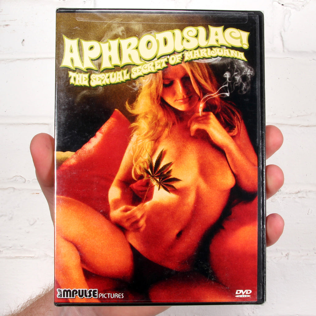 Aphrodisiac! The Sexual Secret of Marijuana [Synapse Films]
