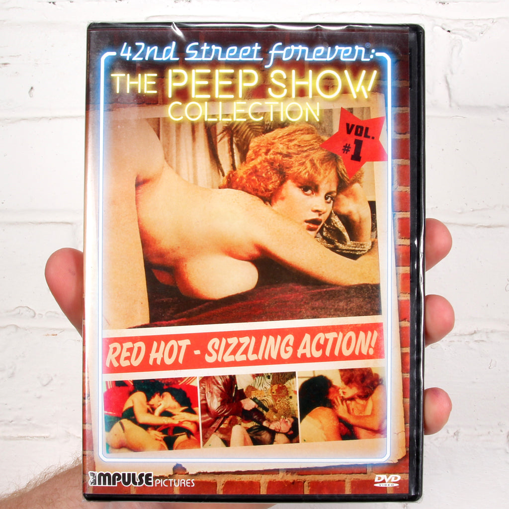 42nd Street Forever: The Peep Show Collection Vol.1 [Synapse Films]