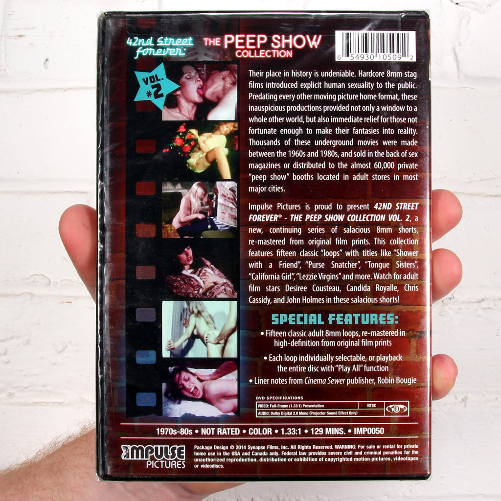 42nd Street Forever: The Peep Show Collection Vol.2 [Synapse Films]