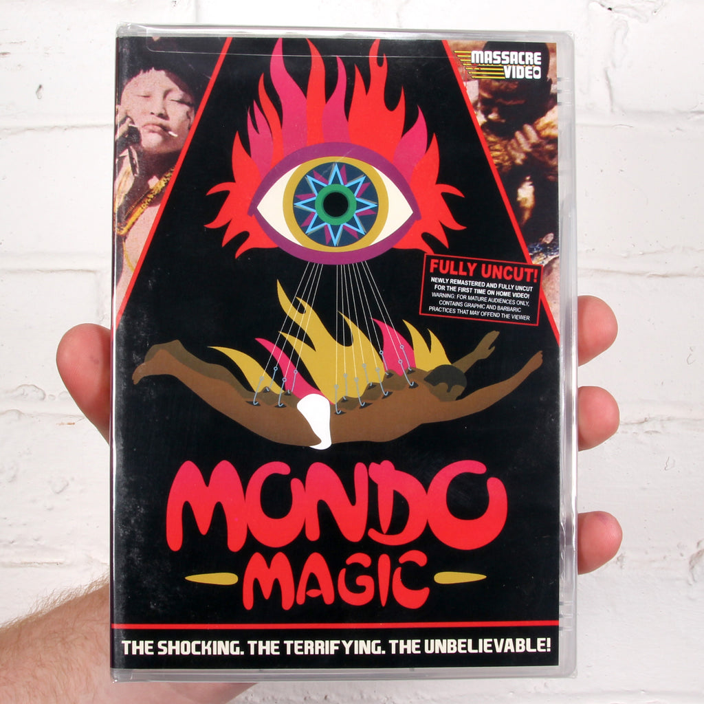 Mondo Magic [Massacre Video]