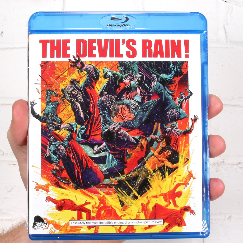 The Devil's Rain [Severin Films]