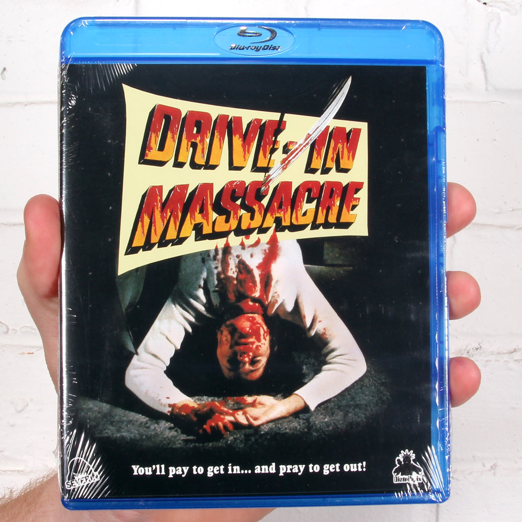 Drive-In Massacre [Severin Films]