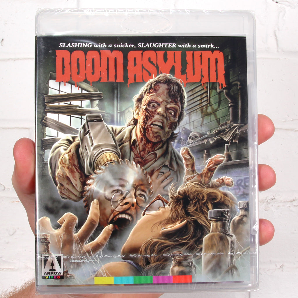 Doom Asylum [Arrow Video]