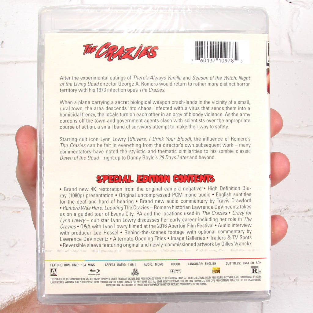 The Crazies [Arrow Video]