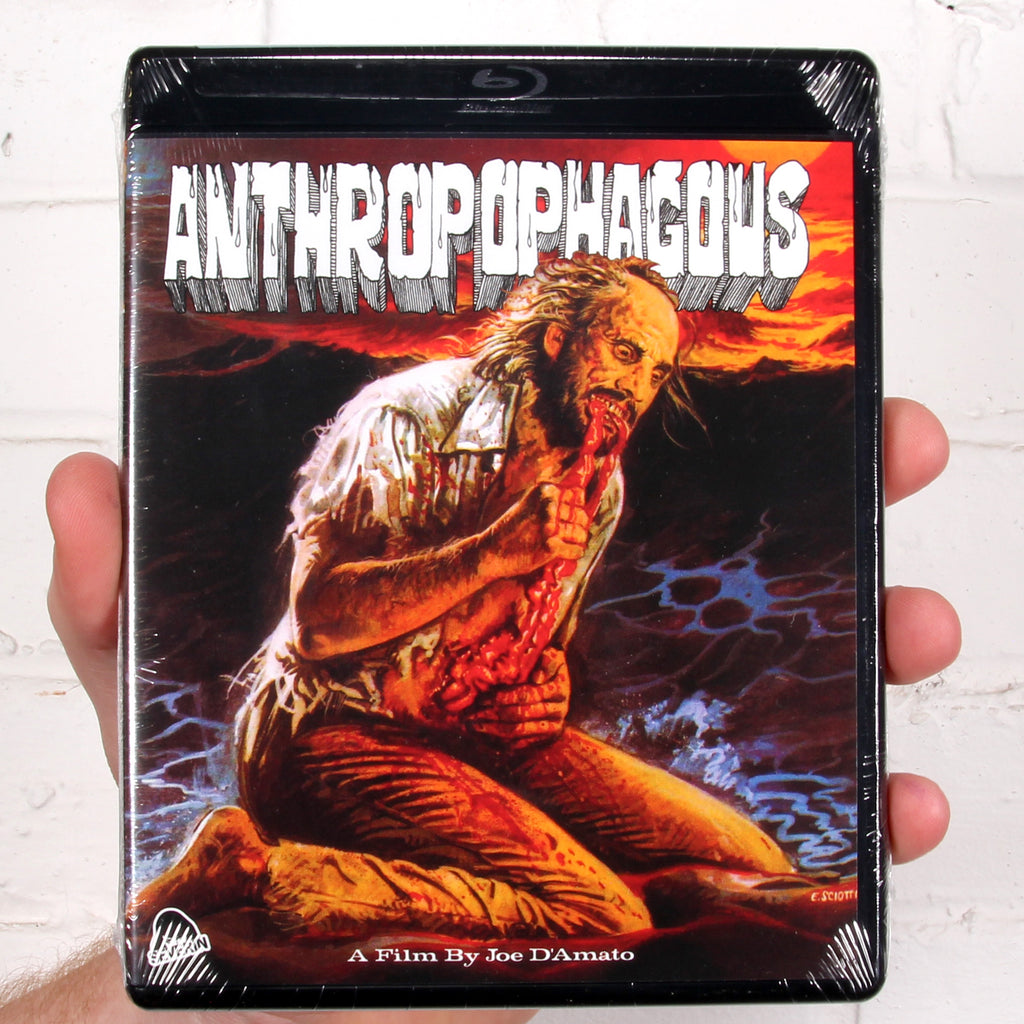 Anthropophagous [Severin Films]