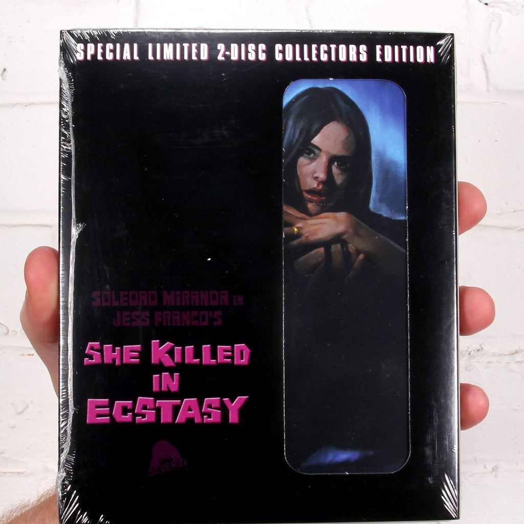 She Killed In Ecstasy (Slipcover) [Severin Films]