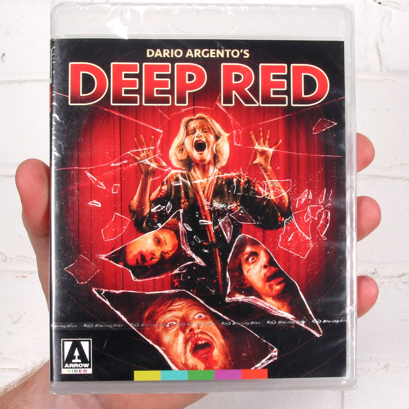 Deep Red [Arrow Video]