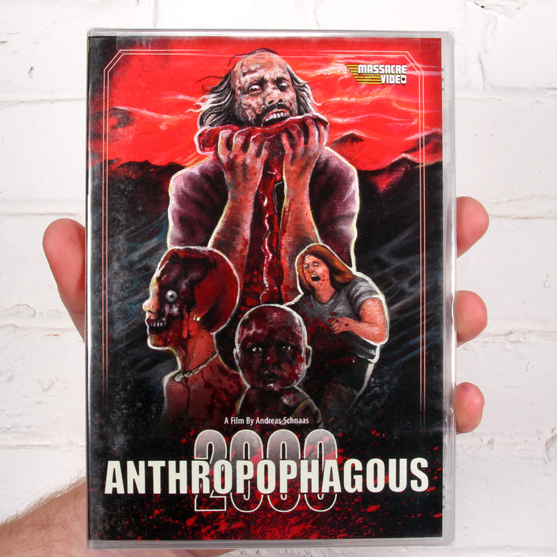 Anthropophagous 2000 [Massacre Video]