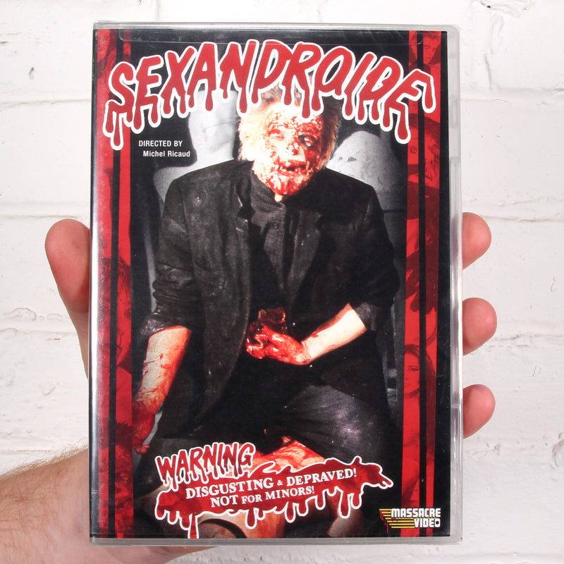 Sexandroide [Massacre Video]
