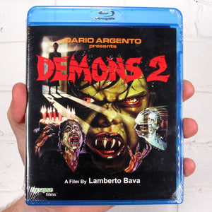 Demons 2 [Synapse Films]