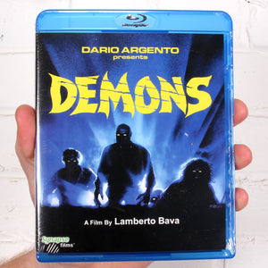 Demons [Synapse Films]