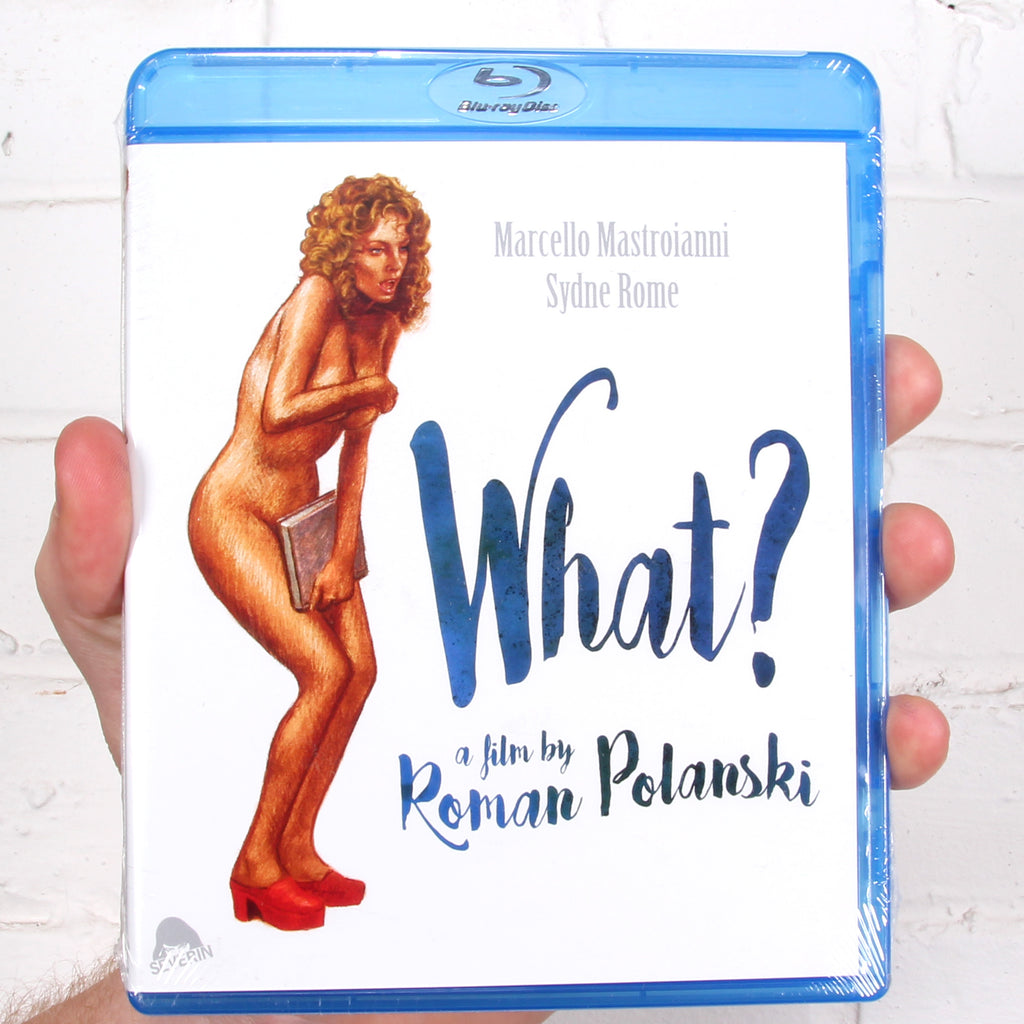 What? [Severin Films]