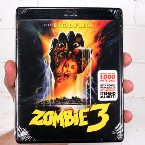 Zombie 3 [Severin Films]