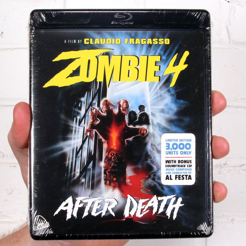 Zombie 4: After Death [Severin Films]