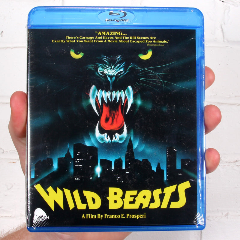 Wild Beasts [Severin Films]