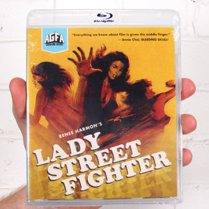 Lady Street Fighter [AGFA]