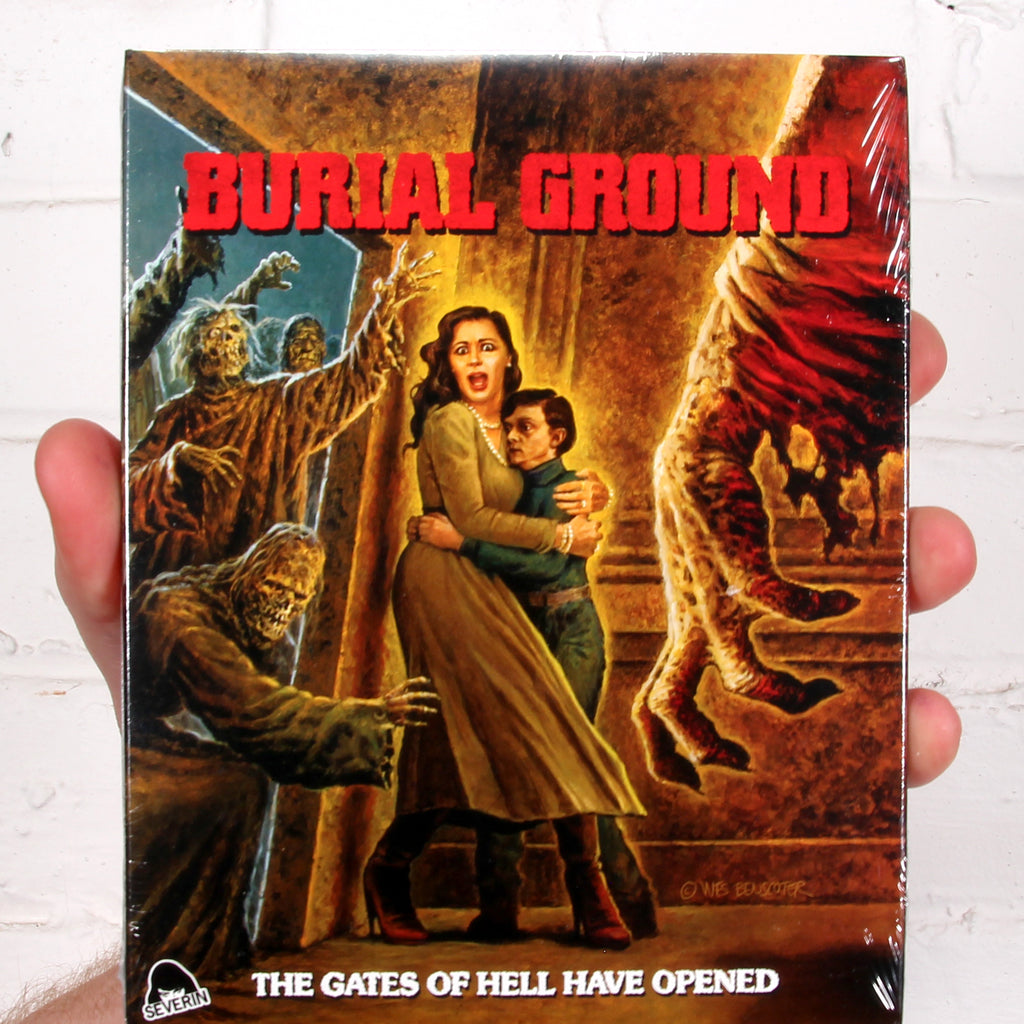 Burial Ground (Slipcover) [Severin Films]