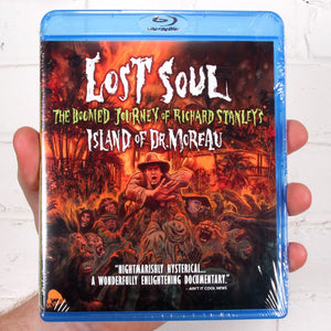 Lost Soul: The Doomed Journey of Richard Stanley's Island of Dr. Moreau (Special 3-Disc House of Pain Edition) [Severin Films]