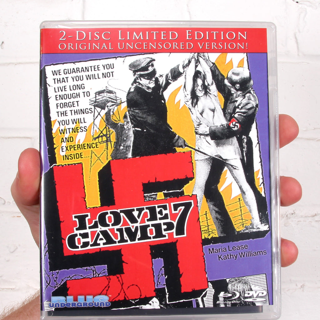 Love Camp 7 (2-Disc Limited Edition) [Blue Underground]