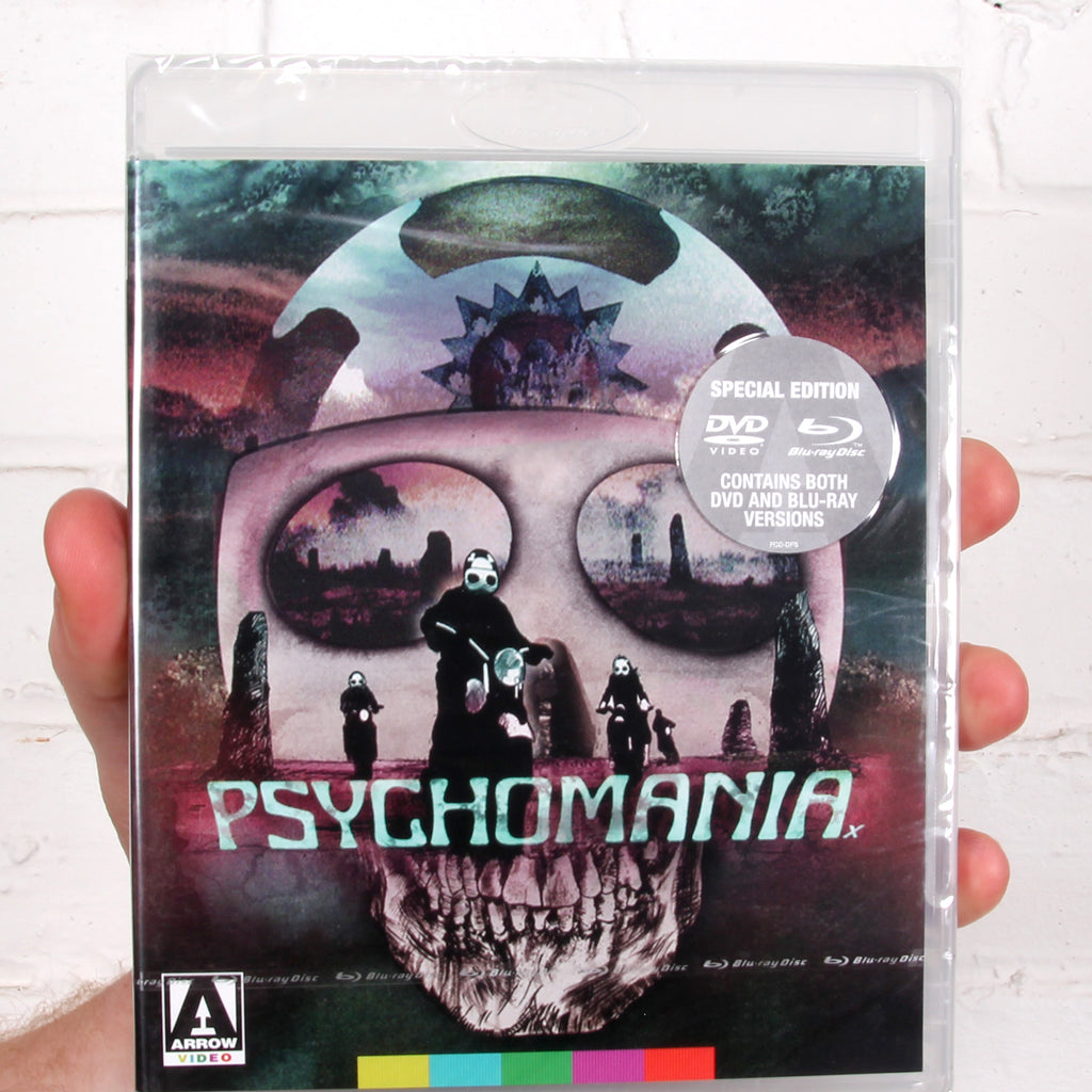 Psychomania [Arrow Video]