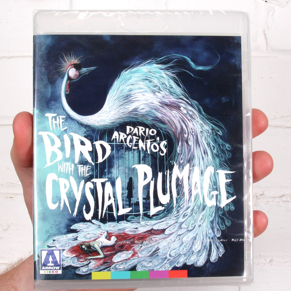 The Bird with the Crystal Plumage [Arrow Video]