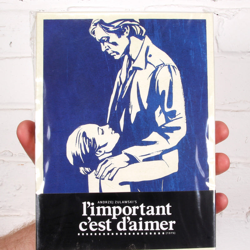 L'important C'est D'aimer (The Important Thing Is To Love) [Mondo Vision]