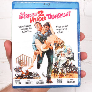 The Incredible 2 Headed Transplant [Kino Lorber]