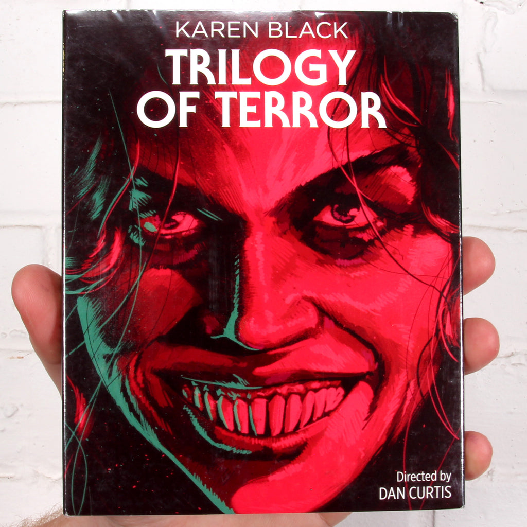 Trilogy of Terror (Slipcover) [Kino Lorber]