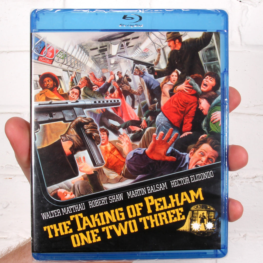 The Taking of Pelham One Two Three [Kino Lorber]